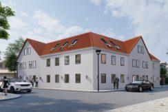 Wohnquartett: Mehrfamilienhaus mit vier großzügigen Eigentumswohnungen im Herzen Ober-Ramstadts